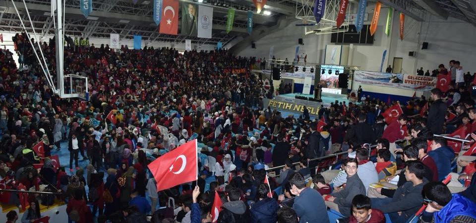 Mersin'in En Büyük Tarihinin Gençlik Buluşması Gerçekleştirildi!