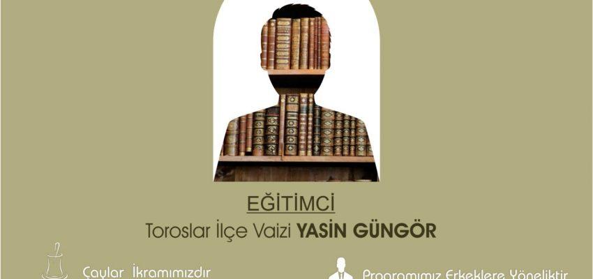 Gençlik Medresemiz Her Salı Kitap Kafemizde!!